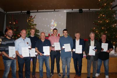 Fotoalbum Weihnachtsfeier RGSV Moosburg 2019