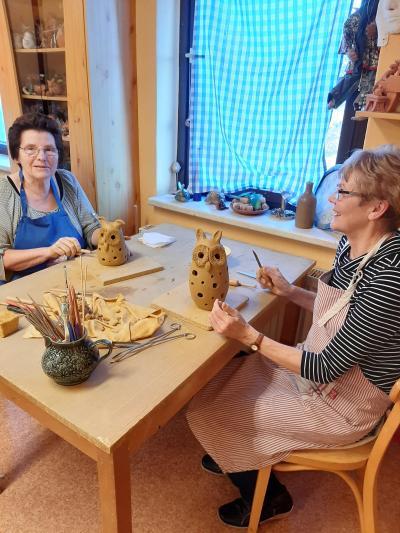 Fotoalbum Keramiktreffen
