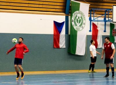 Fotoalbum Hallenfußballturnier um den Pokal des Bürgermeisters 2020