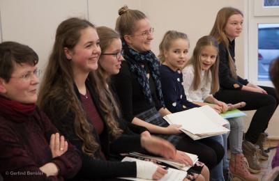 Fotoalbum Vorbereitungskonzert für Jugend musiziert