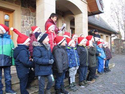 Fotoalbum Weihnachtsmarkt in Casekow