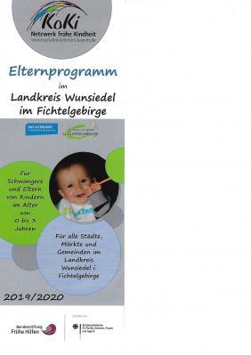 Fotoalbum Elternprogramm im Landkreis Wunsiedel