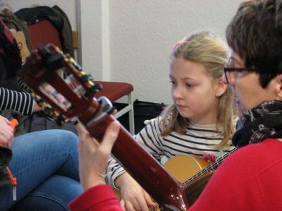 Fotoalbum Tag der offenen Tür - die Musikschule lädt ein