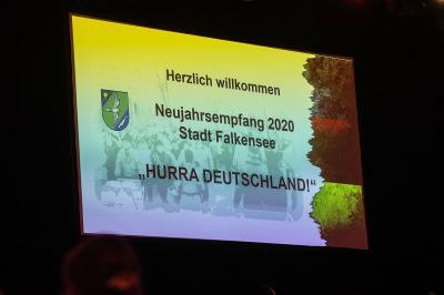 Fotoalbum Neujahrsempfang der Stadt Falkensee