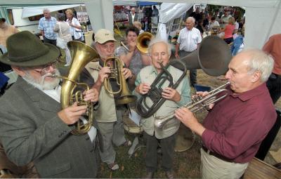Fotoalbum 11. Backofenfest in Buschdorf
