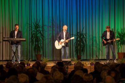 Fotoalbum Konzert mit den Calimeros
