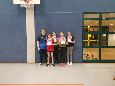 Fotoalbum Mini- Meisterschaften im Tischtennis