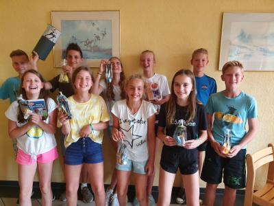Fotoalbum Sommercamp Volleyball August 2019