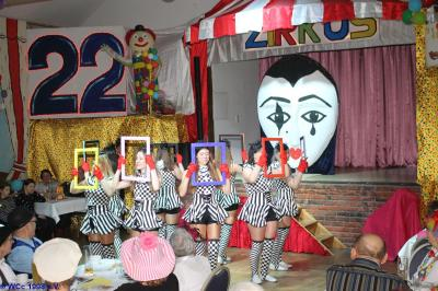 Foto des Albums: Karneval am Nachmittag (16.02.2020)