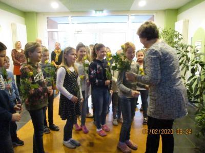 Fotoalbum Verabschiedung Frau Schad