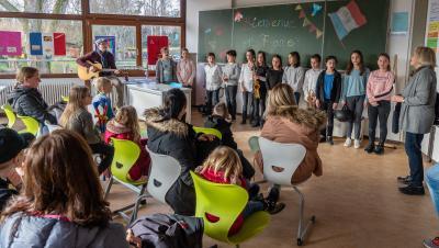 Fotoalbum Gläserne Schule 2020