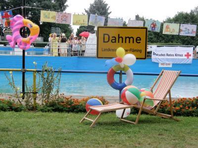 Fotoalbum Impressionen vom Schwimmbadfest in Dahme/Mark