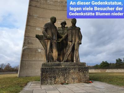 Foto des Albums: Gedenkstätte Klasse 10 2020 (01.03.2020)