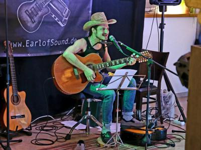 Fotoalbum Earl of Sound