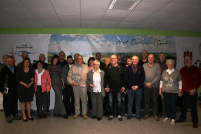 Fotoalbum Ehrenamtsveranstaltung des Amtes Dahme/Mark 2020