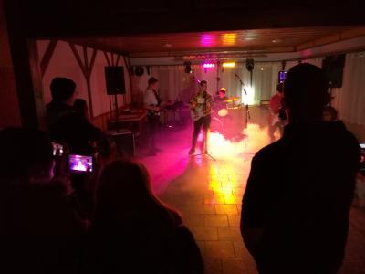 "Fotoalbum Clubkonzert in Goldberg mit den ""Brainstormers"""