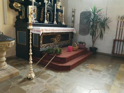 Fotoalbum Palmsonntag in unseren Pfarreien