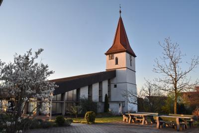 Fotoalbum Auferstehungsfeier in Weinberg