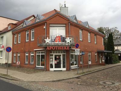 Fotoalbum Prignitz-Apotheke Meyenburg