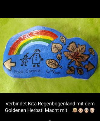 Fotoalbum Kinder aktiv und kreativ gegen Corona