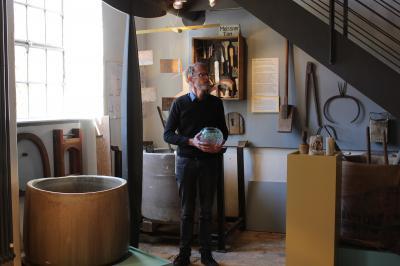 Fotoalbum Museum Glashütte