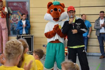 Fotoalbum Kitasportfest in Eberswalde