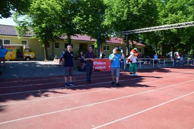 Fotoalbum Integratives Sportfest