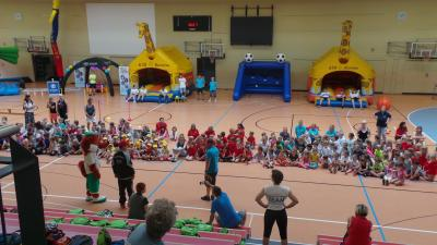 Fotoalbum Kitasportfest in Bernau