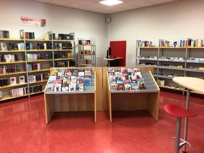 Foto des Albums: Bibliothek (07.05.2020)