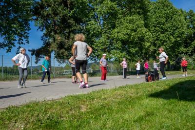 Fotoalbum Ooutdoor - Allroundgymnastik