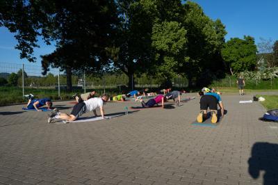 Fotoalbum Outdoor - Functional Fitness