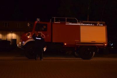 Fotoalbum Brandschutzeinheit Landkreis Prignitz rückt zur Unterstützung ab