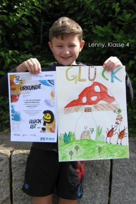 """Fotoalbum Kreativwettbewerb """"Glück ist..."""""""