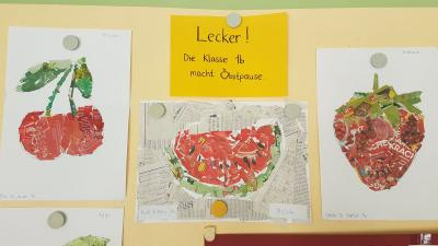 Fotoalbum Gesunde Ernährung im Rahmen des EU Programms