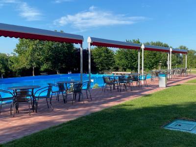 Fotoalbum Das Schwimmbad Nienburg (Saale) präsentiert sich von einer neuen Seite