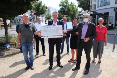Fotoalbum Fotos von der Preisübergabe - City-Offensive Westbrandenburg 2020