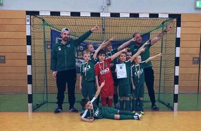 Fotoalbum ENSO Fußball-Nachwuchs-Förderpreis 2020 - Ausgezeichnete Nachwuchsarbeit der SG Wilthen