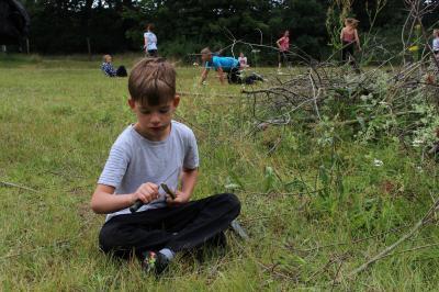 Fotoalbum Wald-Erlebnis-Camp in Alt Daber