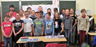 Fotoalbum Abschied Klasse 4b