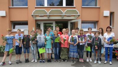 Fotoalbum Verabschiedung Klassen 4