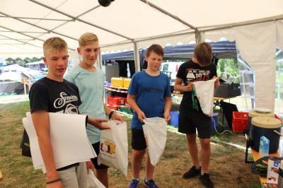 Fotoalbum Jugendcamp des LAV 2020