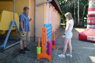 Fotoalbum Willkommensfest der Jugendfeuerwehren der Stadt Perleberg