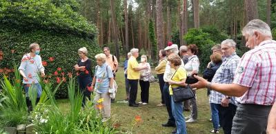 Fotoalbum Großer Waldgarten von Ingrid und Rolf Günther