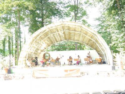 Fotoalbum Operetten und Filmmelodien am See in Brüssow