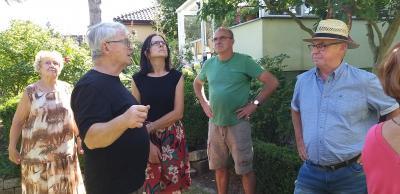 Fotoalbum Dost Rosenkränzchen August 2020