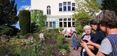 Fotoalbum Foerster-Garten in Potsdam-Bornim - 2020