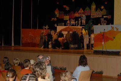 Foto des Albums: Krippenspiel - Stephanus Stiftung, Kulturhaus Kyritz (13.12.2006)