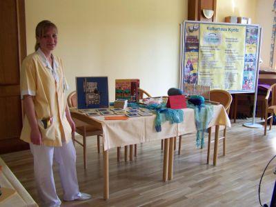 Foto des Albums: Gesundheitstag, Kulturhaus Kyritz (24.04.2008)
