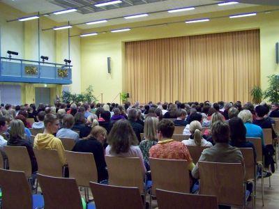 Foto des Albums: Mord in Queen's Garden, Kulturhaus Kyritz (04.04.2008)