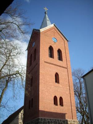 Fotoalbum Kirchturm Meyenburg